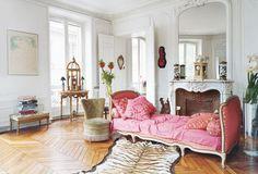 Erin Fetherston's Paris Apartment. #STUNNING