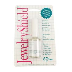 Jewelry Allergy Shield (Solution Hypo-Allergenic)