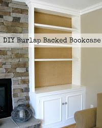 Transforming A Fireplace And Built-in Bookcases