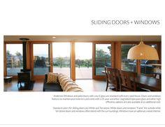 Online Brochure33 Andersen Windows, Patio Doors, Sliding Doors, Tiny House, Exterior, Sliding Door, Tiny Houses, Outdoor Rooms