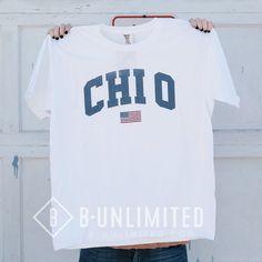 #BUonYOU #greek #greektshirts #greekshirts #sorority #fraternity #chio #chiomega #usa
