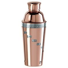 product image for Oggi™ Copper Plated Dial A Drink™ Cocktail Shaker