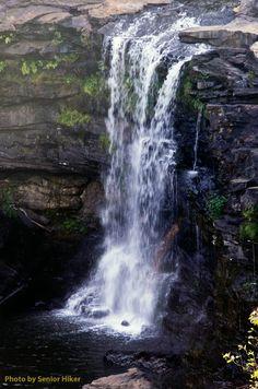 Little River Falls, Fort Payne, Alabama