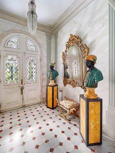 Property Of Prestigious property for Sale Roquebrune-Cap-Martin private Domain
