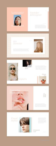 Collect Keynote Template is a sensuous presentation to show your business. This presentation 'Collect' contains beautifully designed elements. Keynote Presentation, Design Presentation, Portfolio Web, Portfolio Layout, Keynote Design, Mises En Page Design Graphique, Newsletter Layout, Newsletter Templates, Minimalist Layout