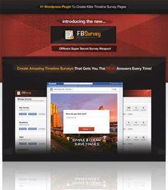 FB Survey Pro WordPress Plugin Create Killer Timeline Survey Pages