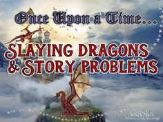 Fairy tales are more than true; not because they tell us that dragons exist, but because they tell us that dragons can be beaten. Reading Resources, Math Resources, Math Activities, 4th Grade Classroom, 4th Grade Math, Math Workshop, Readers Workshop, Writing Lessons, Math Lessons