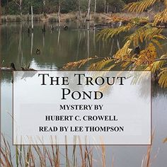 Book Publishing, Trout, Pond, Audiobooks, Mystery, Amazon, Reading, Water Pond, Amazons