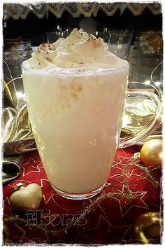 Winter Drinks, Limoncello, Beverages, Brunch, Food And Drink, Alcohol, Pudding, Yummy Food, Sweets