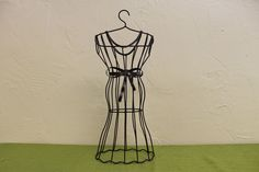 Jewelry Holder Stand Organizer Display Metal Dress Form