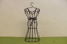 Jewelry Holder Stand Organizer Display Metal Dress Form