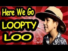 """Here We Go Loopty Loo"" is from the award-winning DVD, ""Movin' & Groovin' Vids for Kids"" and  CD, ""Here We Go Loopty Loo""."