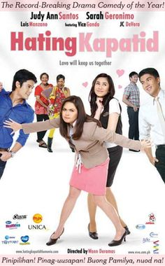 Hating Kapatid  #Films, #Online, #Philippines
