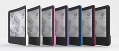 Wexler's Flex ONE, claimed to be the thinnest, lighest ereader yet, is the first flexible ...