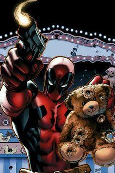 grafika comics and deadpool