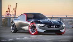 Opel GT concept : du sport en perspective - Autonews.fr