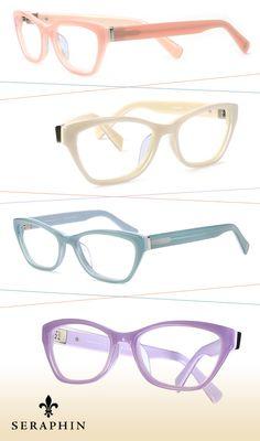 Seraphin Specs for Vintage Enchantment: http://eyecessorizeblog.com/?p=5477