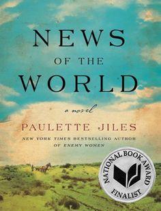 2016 National Book Award Finalist, Fiction