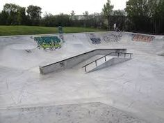 Image result for outdoor skatepark