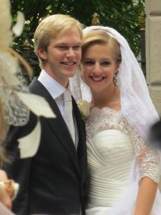 Archduke Imre of Austria married Kathleen Elizabeth Walker on 8 Sep 2012 at St Mary's Mother of God Church in Washington D.C.