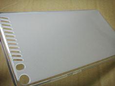 For 6.8'' Lenovo PHAB Plus PB1-770N Tablet Matte soft TPU Skin Case Cover shell