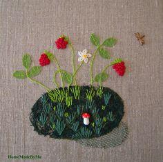 Le champignon du jardin d'après Kazuko Aoki