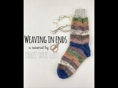 Crazy Socks, Knitting Videos, Ravelry, Knit Crochet, Create Your Own, Weaving, Make It Yourself, Lady, Crochet Tutorials