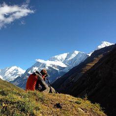 Photographing Annapurna from Chame, Nepal - #travel #traveler #trekking #wanderlust #wanderer #photographer #landscape #nature #natgeotravel #lpfanphoto #LonelyPlanet @lonelyplanet #neverstopexploring #Nepal #Manang...