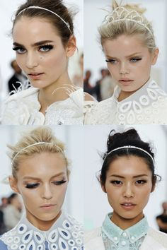 louis vuitton spring 2011 faces