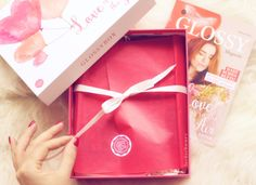 lackschwarz x glossybox | valentines edition | love is in the air