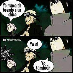Yo nunca he* v:Anime: Naruto-おり