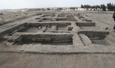 Greco-Roman industrial area uncovered in Egypts Suez  Ahram Online