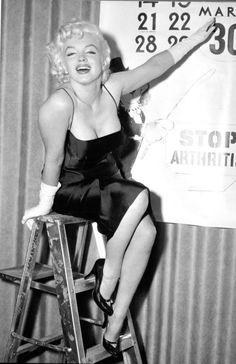 Sensuale Marilyn