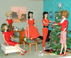 Barbie Xmas party