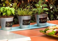 Get your grilling off to a fresh start and put fresh, ready-to-pick herbs within reach. We have more grilling ideas on The Home Depot's Garden Club blog.