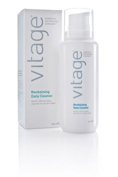 Vitage Revitalising Daily Cleanse -annalea1000