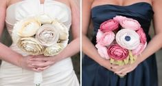 Make A Fake Bouquet For Your Big Day