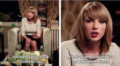 lol this is why I love Taylor swift