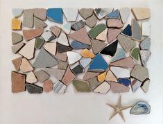 Bulk Rustic Sea pottery 72 Pieces, Beach Pottery, Mosaic Tiles , Craft Tiles, Mosaic Making, Sea Ceramics, Craft Pottery, Beach finds Mosaic Tiles, Art Projects, Pottery, Sea, Rustic, Ceramics, Artist, Crafts, Color