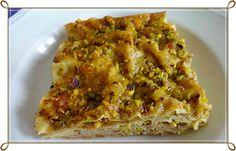 #Lasagne #pistacchio #melanzane #speck. Avete ospiti per pranzo e volete fare un figurone? Provate le lasagne al pistacchio, melanzane e speck: una variante sfiziosa della classica lasagna.Per la #ricetta clicca qui: http://www.centobattitiperminuto.it/dating-tips/lasagne-al-pistacchio-melanzane-e-speck