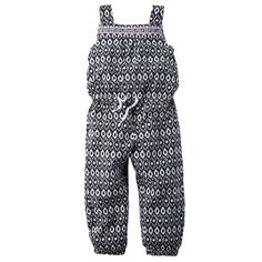 Embroidered Jersey Jumpsuit