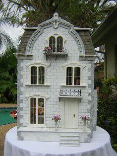 Dollhouses Робин Кэри: Willowcrest
