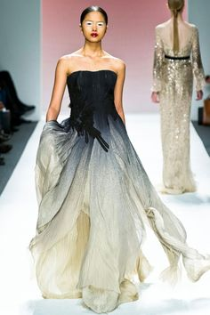 Bibhu Mohapatra Collection - Fall 2012 Ready-to-Wear