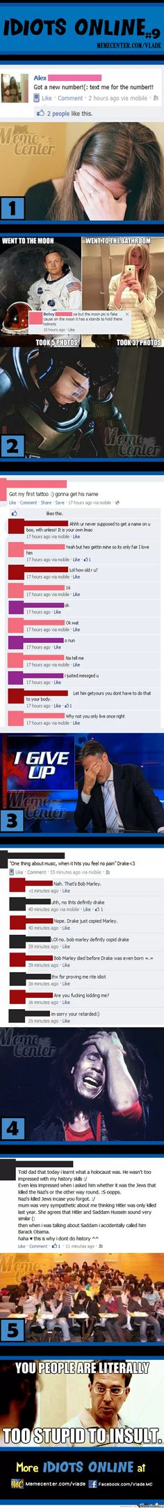 Idiots Online #9 I don't want to live on this planet anymore.