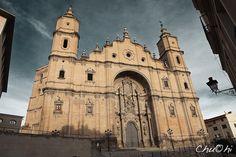 Excolegiata Santa María La Mayor en #Alcañiz #Teruel