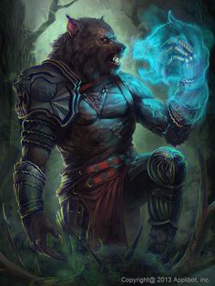 Image result for sexy male orcs fantasy art
