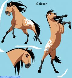 Found this on the internet and this does not belong to me. Spirit The Horse, Spirit And Rain, Horse Drawings, Animal Drawings, Cute Drawings, Caballo Spirit, Arte Aries, Spirit Drawing, Arte Equina