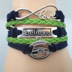 LOVE THE SEATTLE SEAHAWKS FOOTBALL TEAM? INCLUDES FREE SHIPPING ANYWHERE IN THE…