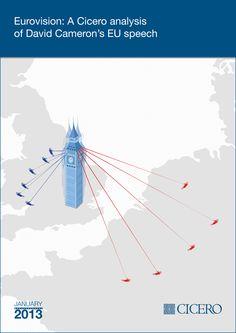Eurovision: A cicero analysis of David Cameron's EU speech