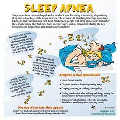 Sleep Apnea Facts More